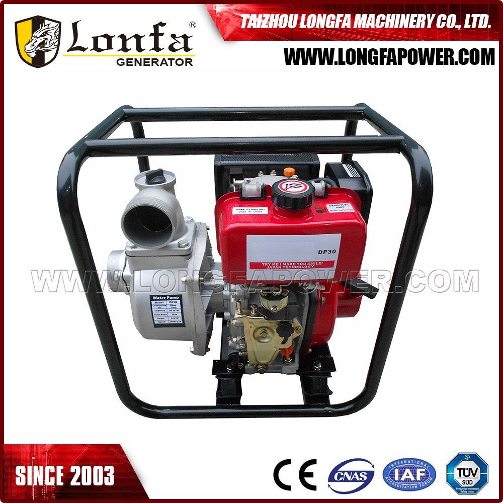 3inch (80mm) Diesel Engine Powered Water Pump for Agricultural/Garden Irrigation