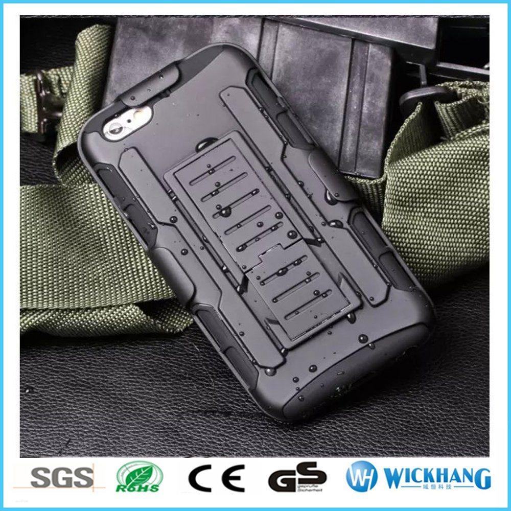Armor Hybrid Shockproof Belt Clip Holster Case for iPhone 8