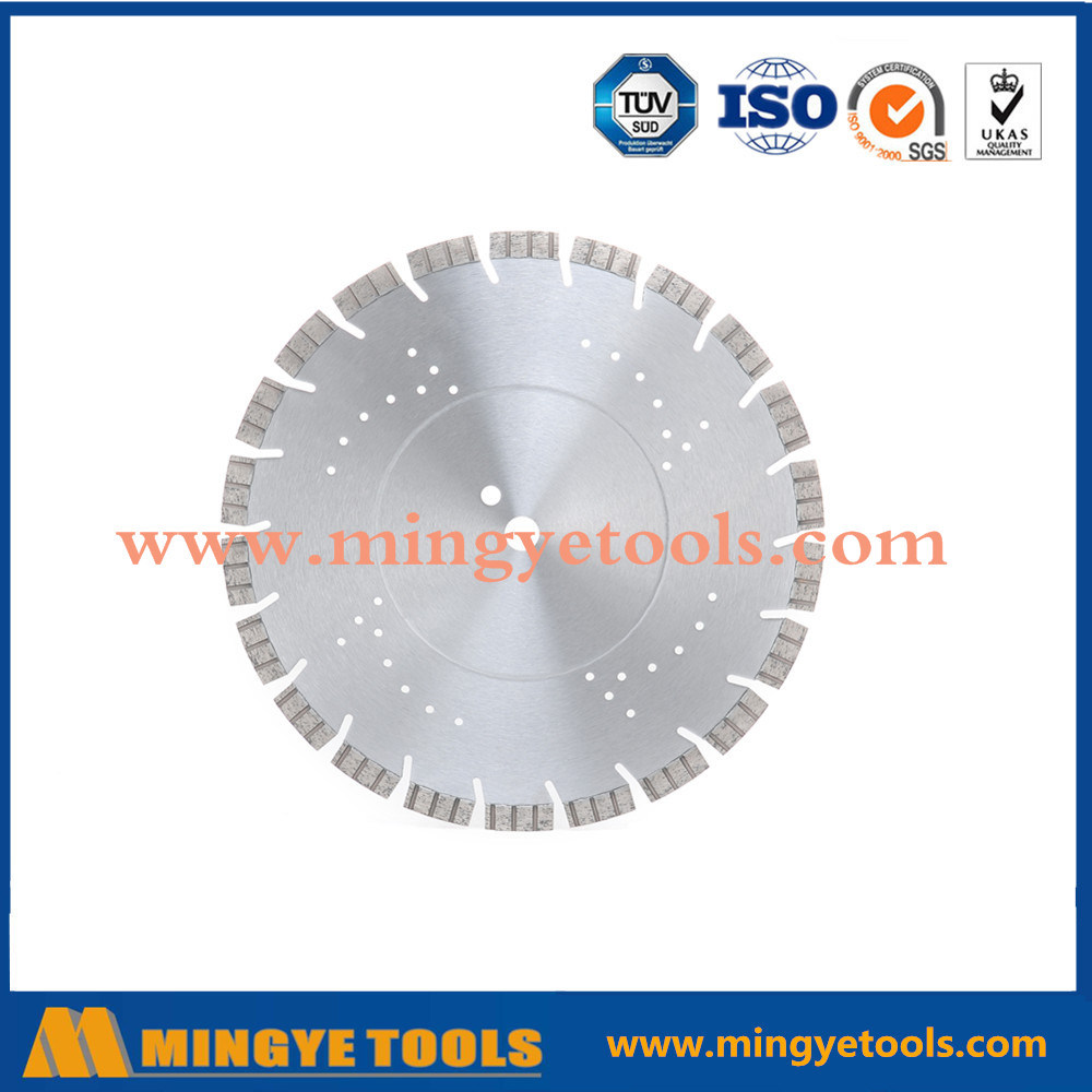 "8"" Segmented Diamond Cutting Blade for Granite"