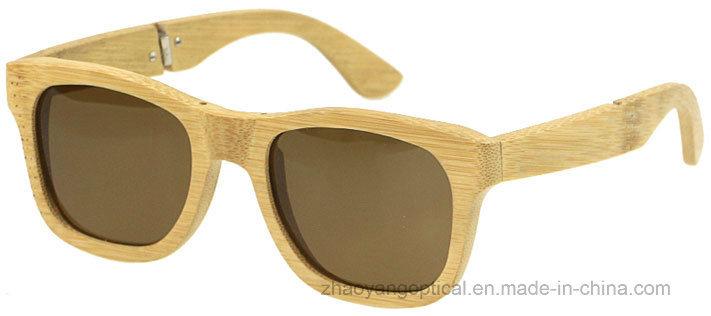 Travel Accessory Hot Fashion Bamboo Folding Sunglasses