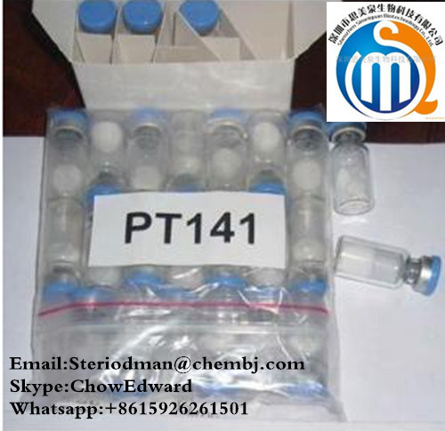 PT141 Female Sexual Enhancement Ppetides Bremelanotide for Female Sexual Dysfunction