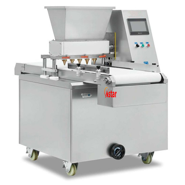 Baking Kitchen Equipment Cake Forming Machine