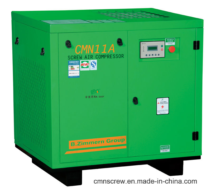 Screw Air Compressor (CMN08A/11A)