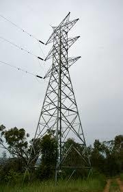 Hot-DIP Galvanized Steel Transmission Tower in China