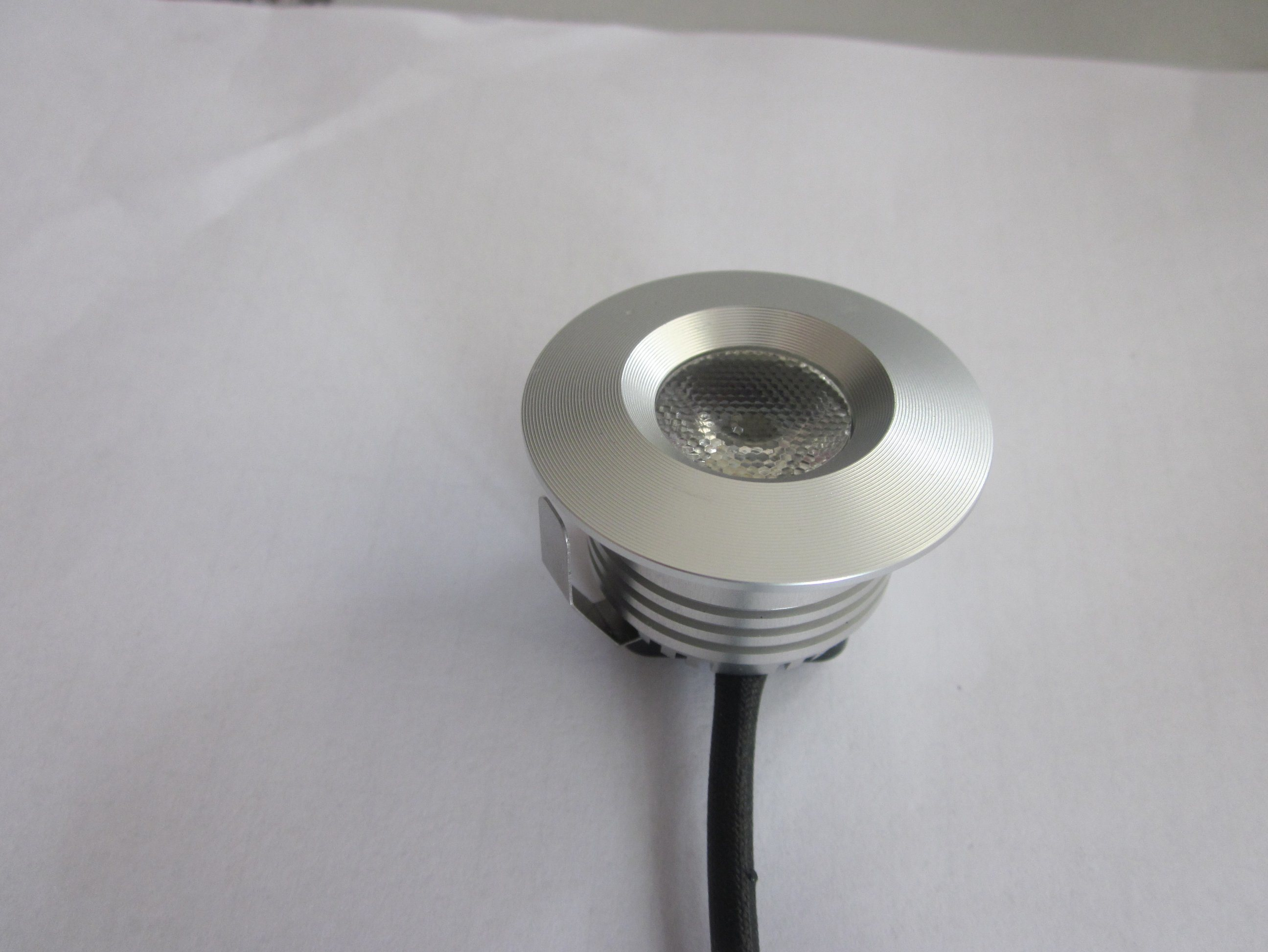3W LED Decorative Recessed Under Cabinet Light for Kitchen (SLCG-F004)