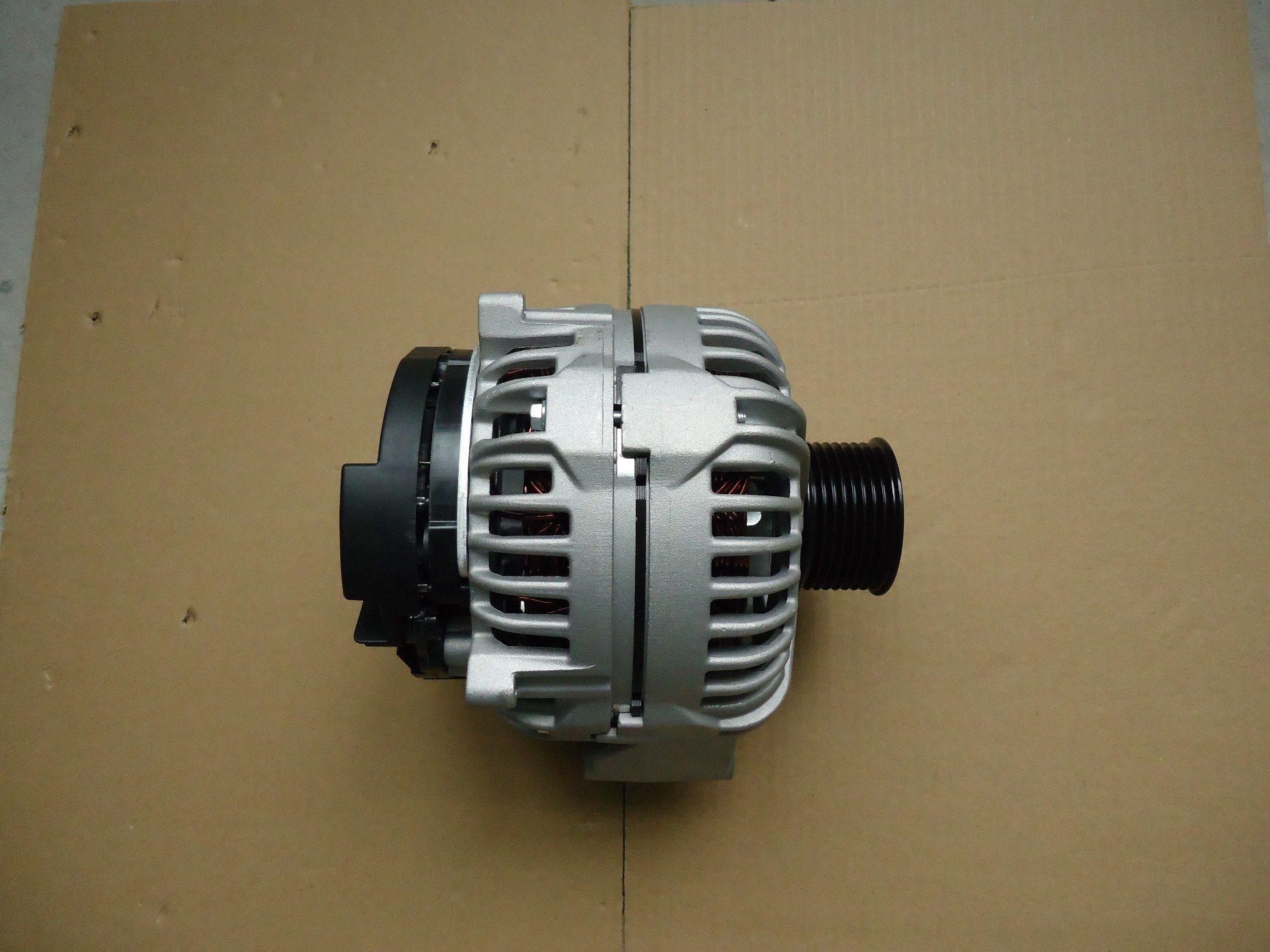 12V 200A Alternator for Bosch John Lester 12795 0124625029