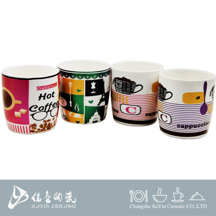 The New Design of Ceramic Mug