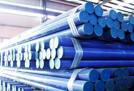 Anti-Corrosion Large Diameter Seamless Steel Pipe