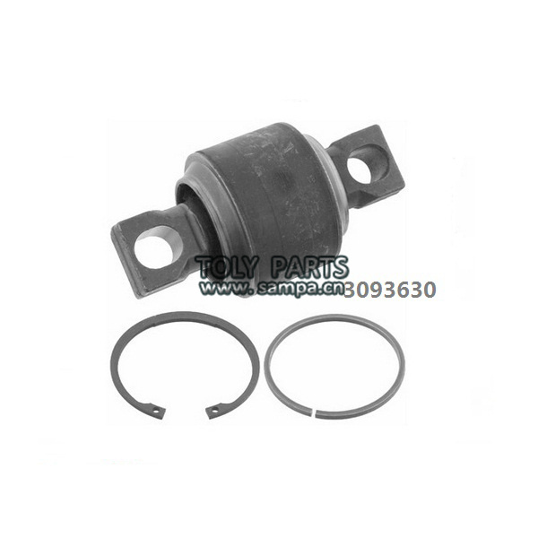 Suspension Rubber Bushing for Volvo Scania Iveco Renault Benz Trucks