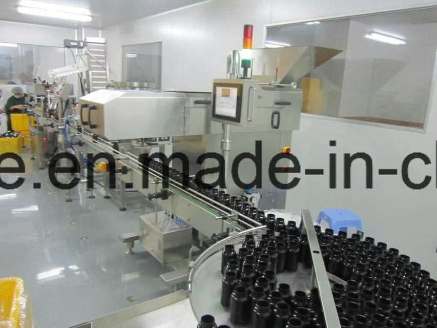 Medicine Capsules Bottling Production Line
