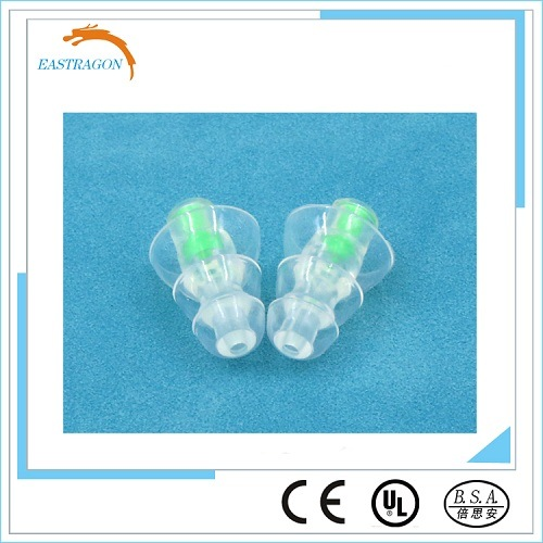Hot Sale Protective Popular Soundproof Silicon Earplugs for Music