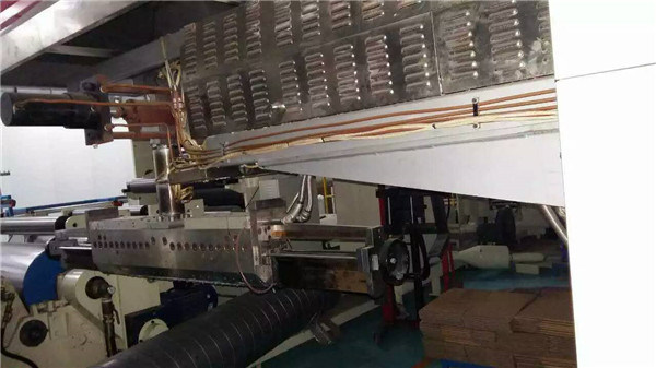 Used of Double Layer Co-Extrusion Stretch Film Machine