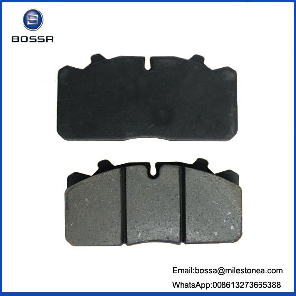 Auto Spare Parts Brake Pad Wva29088