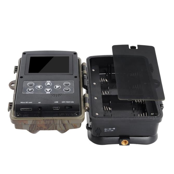 16MP Waterproof IP56 1080P HD Hunting Trail Camera