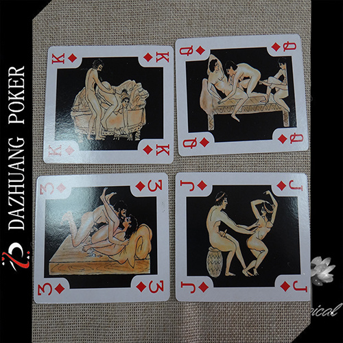 Arts Playing Card for Greek Lovers