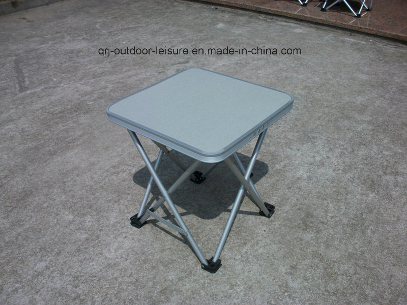 Quality Light Camping Folding Potable Mini Table (M) with Top Board