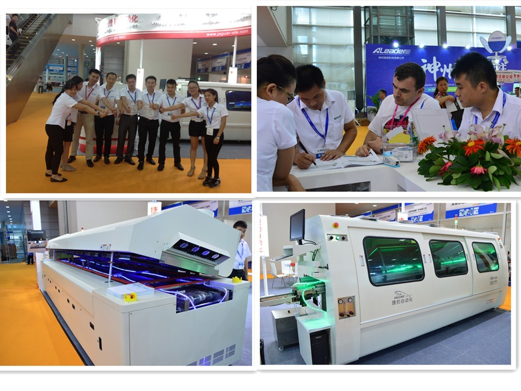 Economic SMT LED Lead-Free Soldering Machine IR Reflow Oven