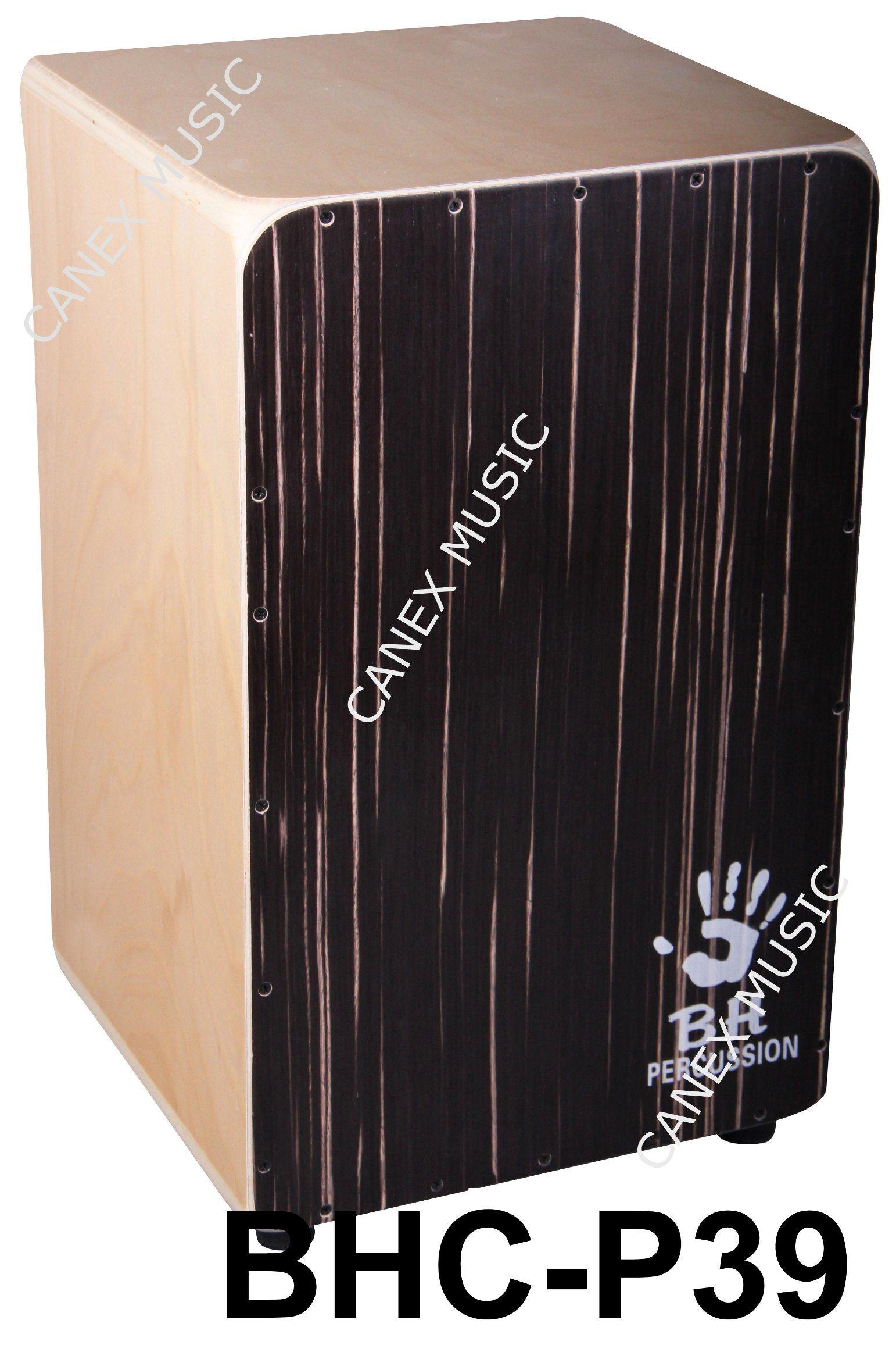 Popular Cajon/ City Cajon / Both Hands Cajon (BHC-P)