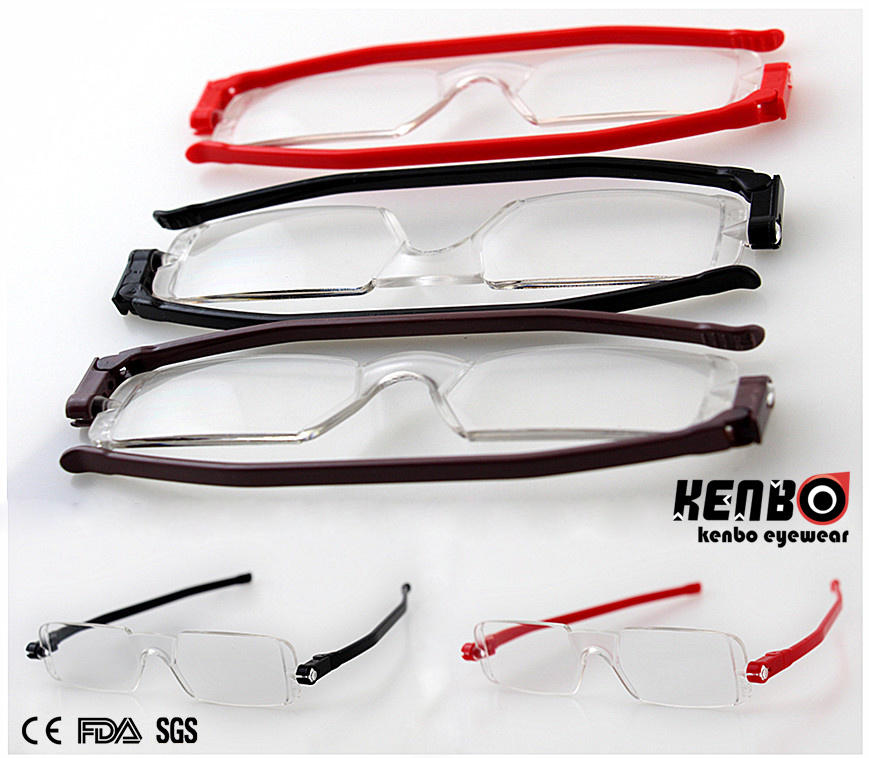 Hot Sale Fashion Reading Glasses, CE FDA Kr5104