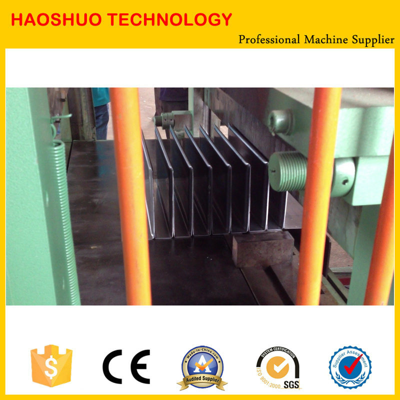 Corrugated Fin Tank Wall Making Machine, Corrugated Fin Forming Machine