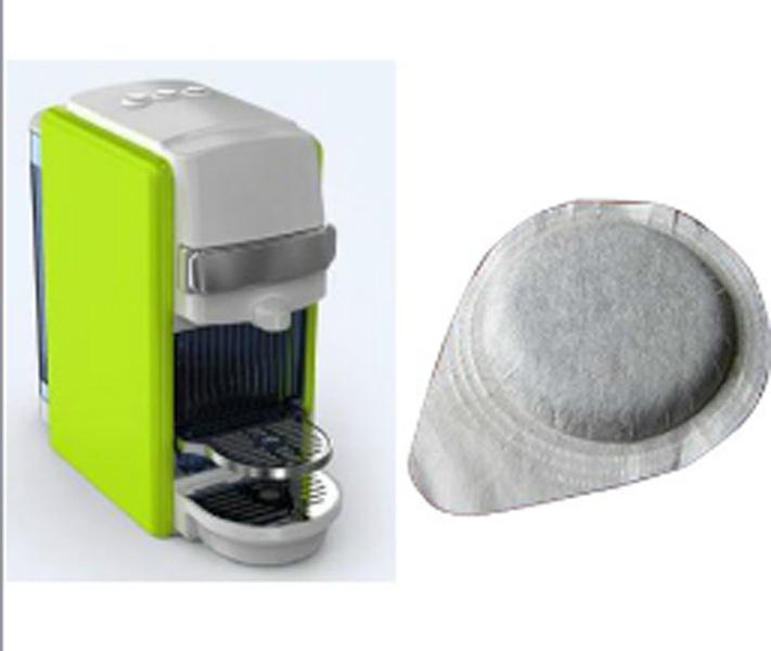 CE, RoHS Espresso Pod Coffee Machine with Dia 44mm
