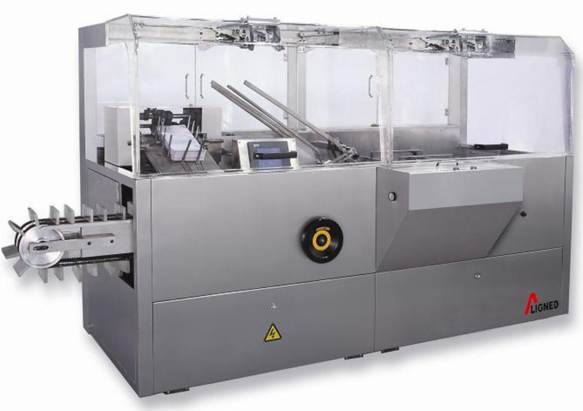 High Efficient Automatic Carton Machine (ZH-100)
