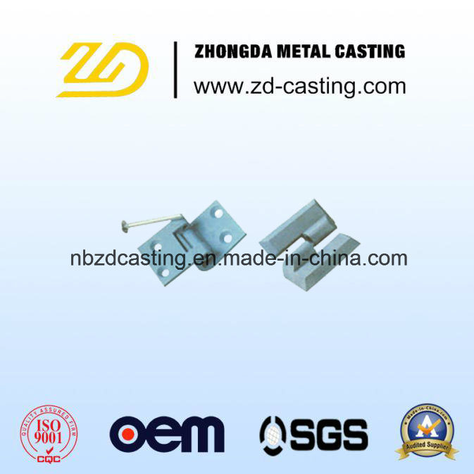 OEM Railway Parts with Investment Casting