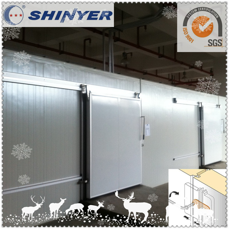 Prefabricated Cold Storage Room with Camlock Polyurethane Panels
