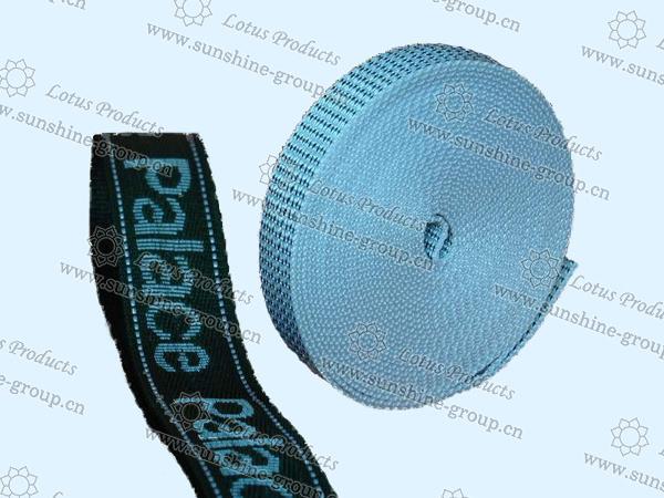 2017 High Quality Elastic Nylon / Polyester / PP Webbing 09