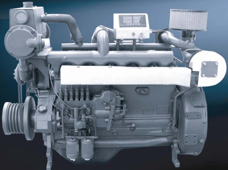 35~135 Kw APC226 Series Marine Diesel Engine