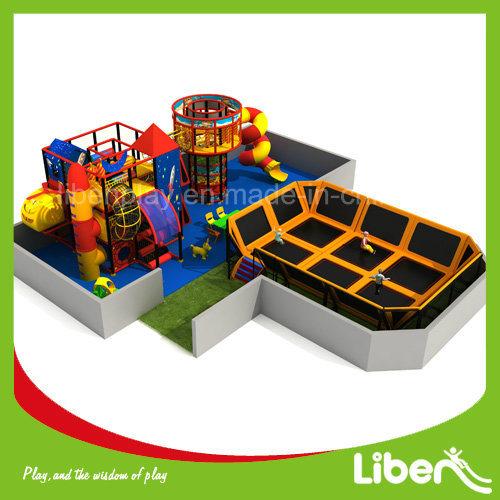 Hot Sale Liben Large Indoor Trampoline Park for Sale Le. T5.404.086