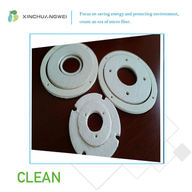 OEM Aluminium Silican Wool Board Ceramic Fiber Felt