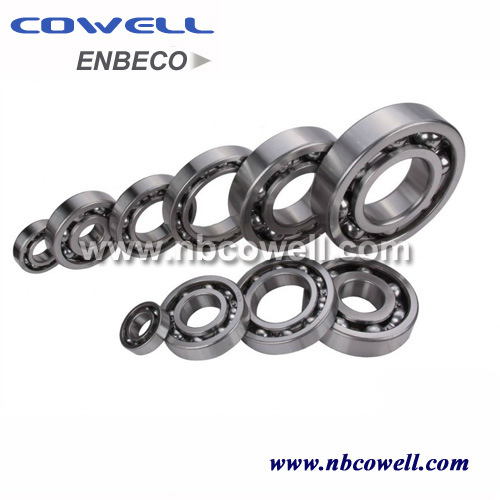 Stainless Steel or Chrome Steel Deep Groove Ball Bearing