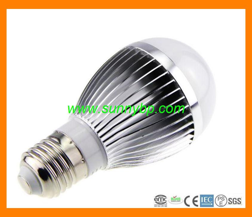 3W E27 LED Bulb Lights LED Lamp Manufacturers