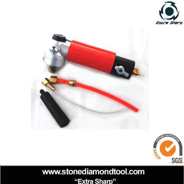 Variable Speed Air Electric Angle Grinder