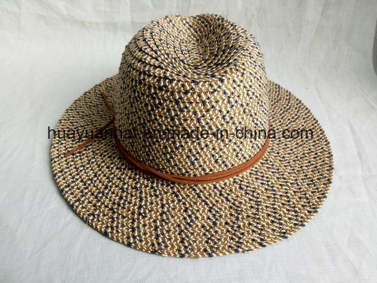 100% Paper Color Mixture Safari Hats