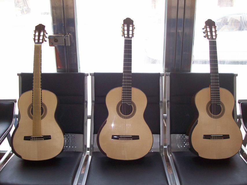 Aiersi Master Level Classical Smallman Guitar