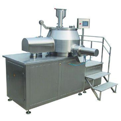 Shk-200 High-Speed Mixing Granulating Machine for Pharmaceuticals