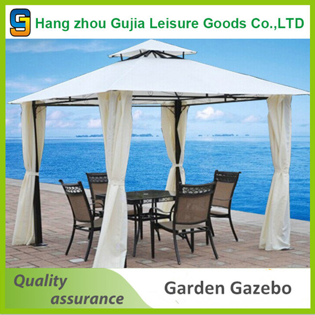 Strong Aluminum Foldable Outdoor Party Garden Gazebo