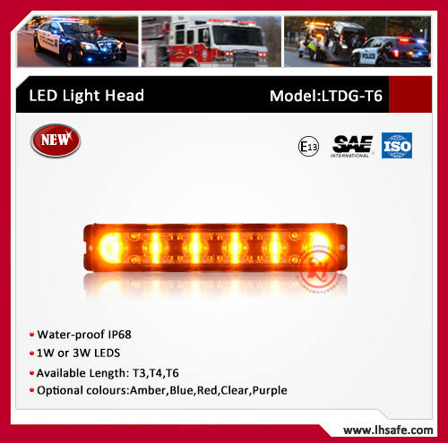 Intensity LED Emergency Vehicle Tow Truck Lights (LTDG-T41)