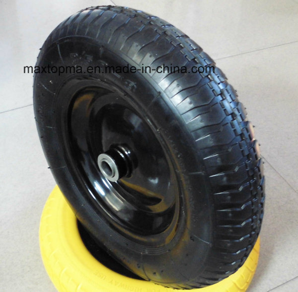 Maxtop Quality Pneumatic Wheelbarrow Rubber Wheel