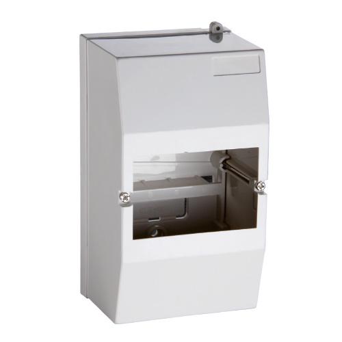 MCB Box Tx-H and Tx-Hg Series DIN Rail Enclosure Plastic Boxes.