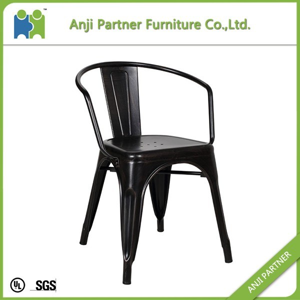 Full of Modern Flavor Metal Unfolding Chair with Cold-Rolled Steel (Megkhla)