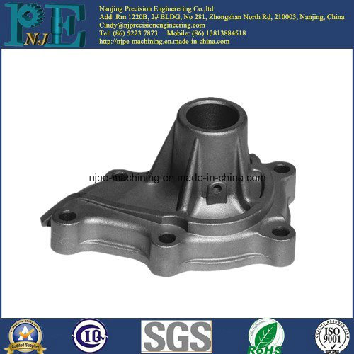 High Precision Die Casting Truck Part