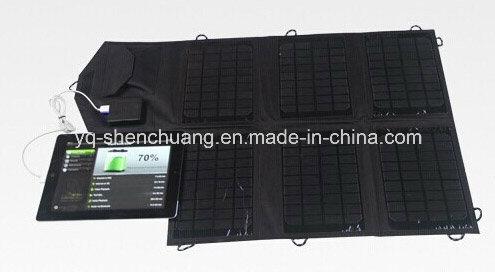 5W-150W Foldable Solar Charger Bag, Solar Power Bank, USB Portable Solar Panels