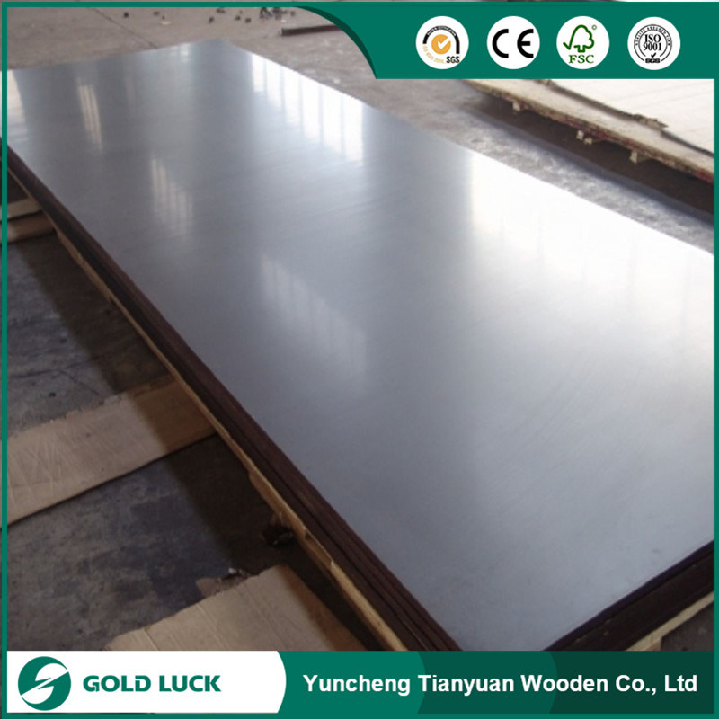 1220*2440mm China Film Faced Shuttering Phenolic Construction Plywood