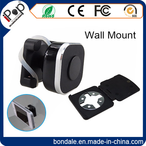 Car Cell Phone Holder Magnetic Wall Mount with Fast Lock Holder