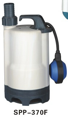 CE-Approved Stainless Steel Plastic Submersible Garden Pump (V-450)