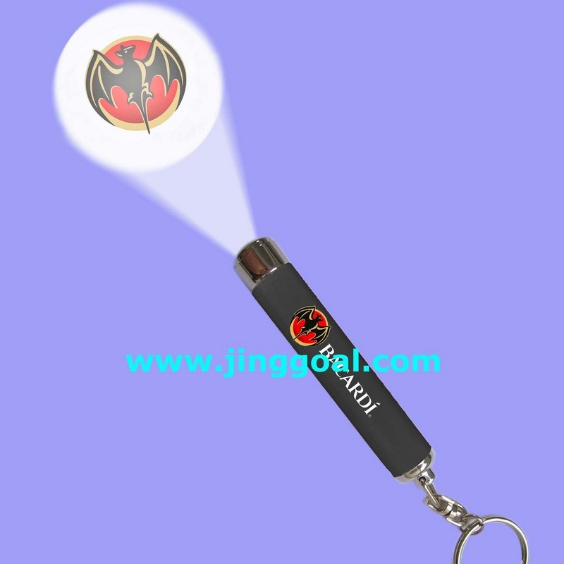 Mini Promotion Flashlight LED Keychain