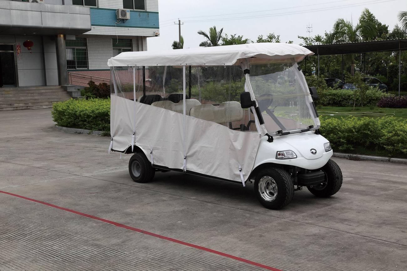 China Hdk Golf Enclosure For 42 Seater Golf Cart Rain